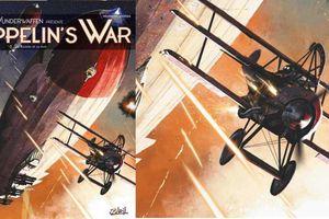 Zeppelin's war - Tome 1 - Les raiders de la nuit