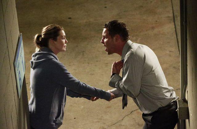 Critiques Séries : Grey's Anatomy. Saison 13. Episode 1.
