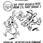 Affaire Aylan et Riss/Charlie Hebdo : Les dessinateurs dans la ligne de mire - Actua BD: l'actualité de la bande dessinée