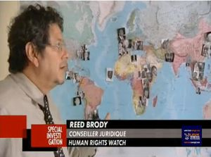 Reed Brody (Human Rights Watch)