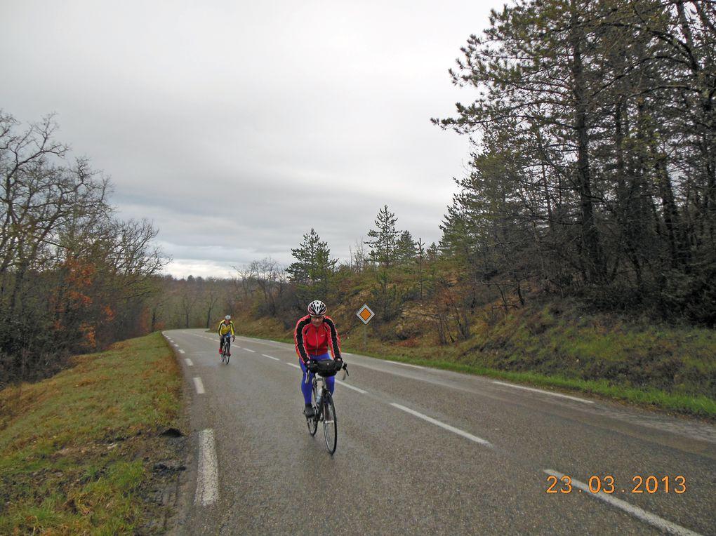 Brevet fédéral de 100 km ,2013