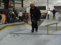 Skate Park de Chelles dimanche 22 janvier