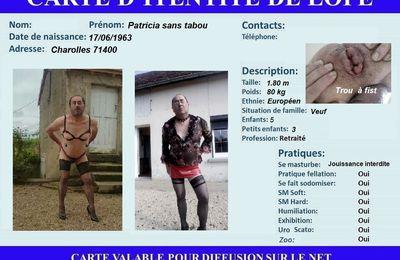 PATRICIA CHIENNE TRAVESTI DE CHAROLLES  71430