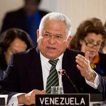 Déclaration de l'ambassadeur du Venezuela aux Nations-Unies