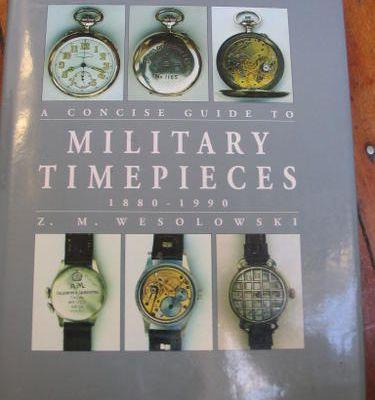 Livres et revues montres militaires