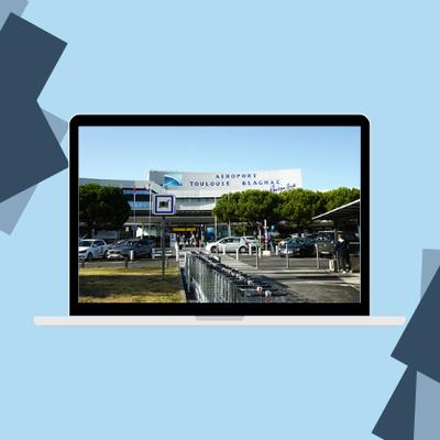 L'aéroport de Toulouse-Blagnac à la relance