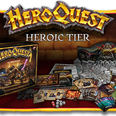 Hero Quest is back !