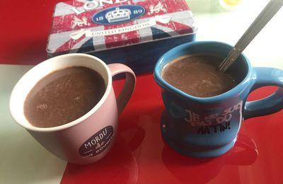 CHOCOLAT 🍫 CHAUD Version Thermomix
