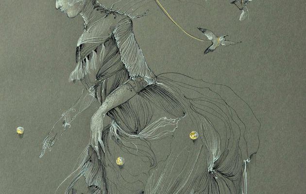 Peintre Anne Bachelier