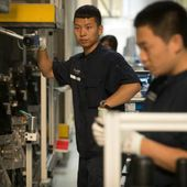 Les niveaux de salaires en Chine atteignent voire dépassent ceux de certaines régions d'Europe - Ça n'empêche pas Nicolas