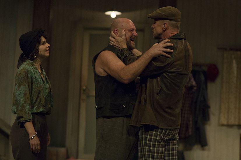 Mocan Rod (Der Starke Stamm) by Marieluise Fleissher directed by Ivica Buljan. Creat in 2013 at Kranj Slovenia;