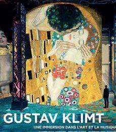 Gustav Klimt  (Atelier des lumières - Paris 11e)