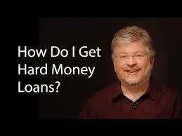 Suffering free hard money loan