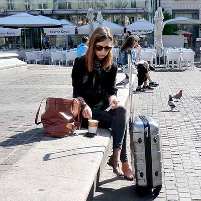 More couples switch to new 10kg check bag for winter getaways