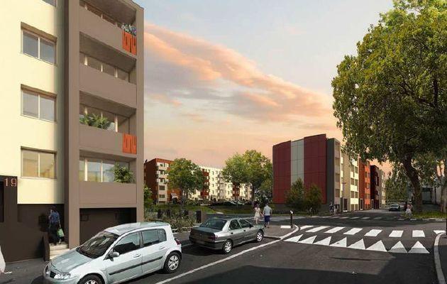 Isolation thermique extérieure des logements des Résidences du Ronceray : un projet d'envergure.