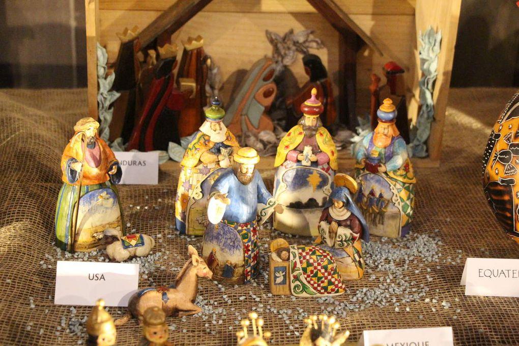 Expositionde crèches du monde à Obernai