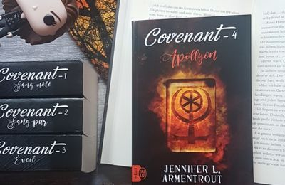 Covenant, tome 4 : Apollyon - Jennifer L. Armentrout