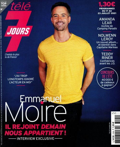 La une de 9 nouveaux numéros de la presse TV : Riner, Ournac, Lacarrau...