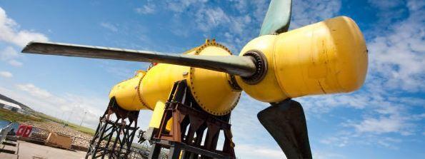 Alstom se développe dans l'hydrolien