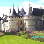 Domaine de Chaumont sur Loire, le Château