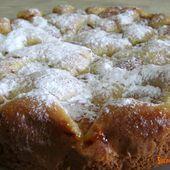 Moelleux aux abricots - www.sucreetepices.com