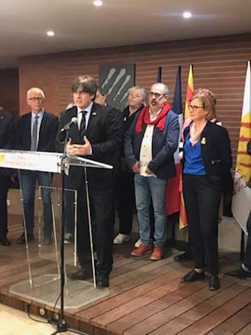Mattel sort une figurine de Carles Puigdemont pour que les candidats de Cat Nord fassent campagne! par Nicolas Caudeville