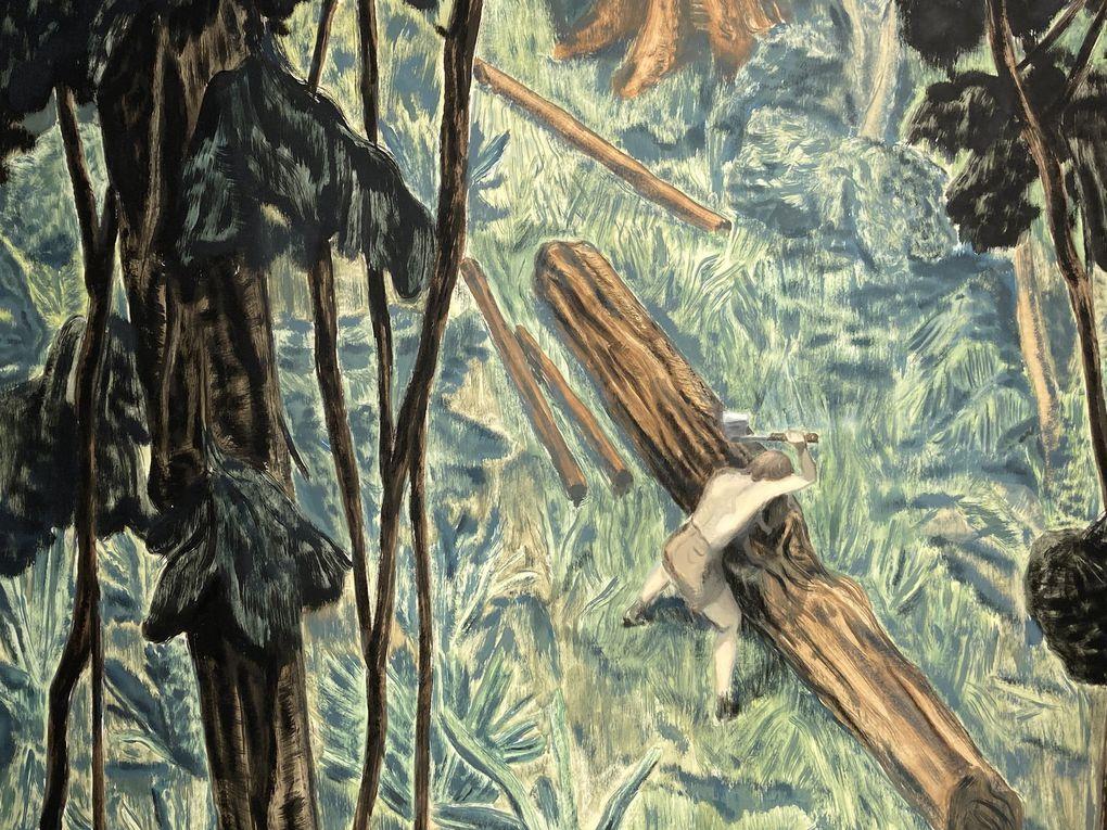 Pierre Seinturier : un jeune peintre à découvrir à la galerie Vallois