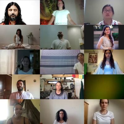 200-Hour Online Self Paced Yoga Teacher Training Course in Rishikesh