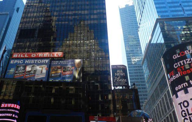 New-York, cité des souvenirs et du souvenir