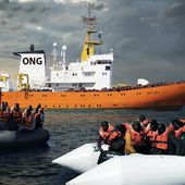 Migrants : Dissolution des ONG complices !