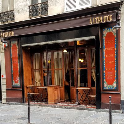 A l'Epi d'Or (Paris 1) : discount mais pas trop