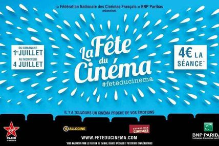 LA FETE DU CINEMA, LE GUIDE