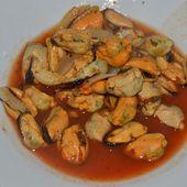 Recette Cookeo : moules à la tomate