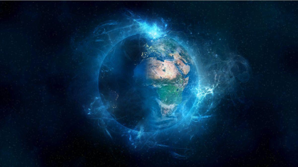 L'inversion du champ magnétique terrestre liée à plusieurs extinctions il y a 42 000 ans