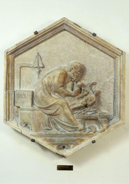 La Sculpture - carreau du clocher