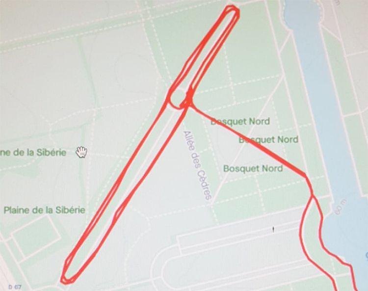 ROUTE 109 se teste au Parc de Sceaux