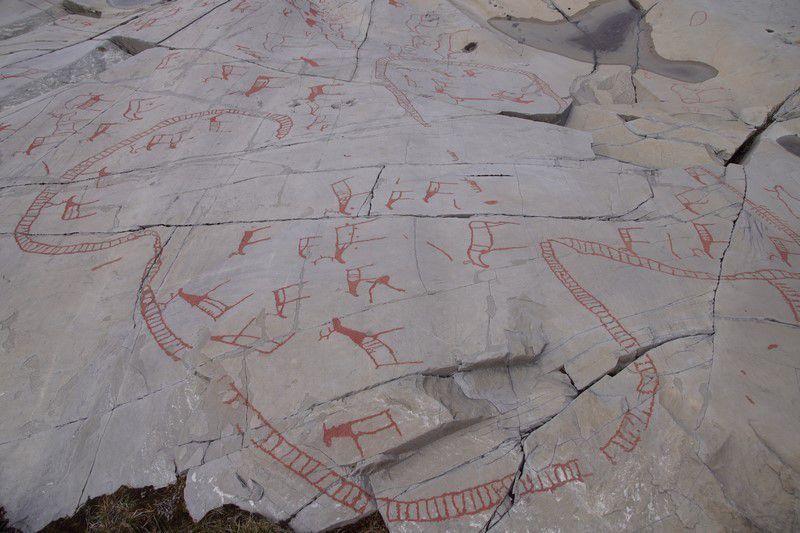 Gravures rupestres de Alta