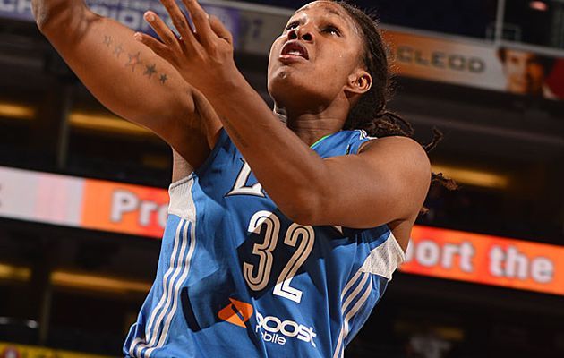 WNBA: Minnesota Lynx domine le Connecticut Sun