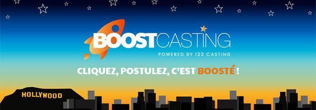 BoostCasting démocratise l'accès aux castings
