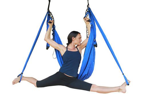 The Most Popular Hanging Yoga Swings