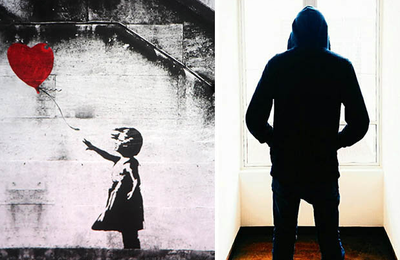 WILL YOU BE BANKSY-ED?