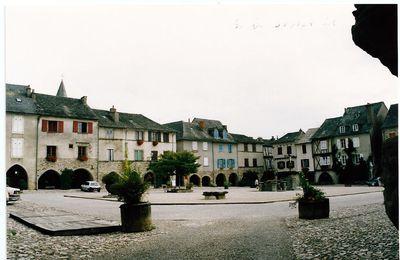 Brève visite à Sauveterre de Rouergue