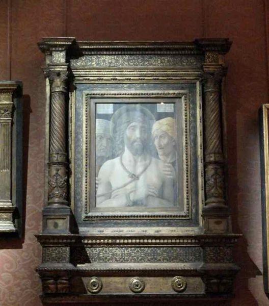 Musée Jacquemart-André - Salle Venitienne-Trois oeuvres