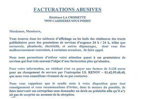 #197 - Attention !!! Arnaque sur la ZAC des Bords de Seine