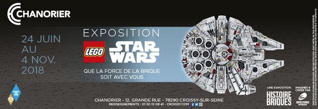[Sortir] Star Wars débarque dans la petite ville de Croissy-sur-Seine (Yvelines)