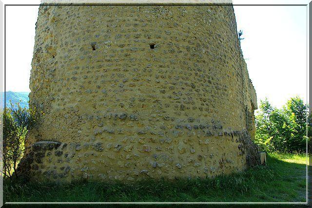 Diaporama château Purgnon - Die