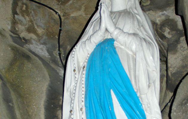 Fête de Notre Dame de Lourdes le 11 février 2010