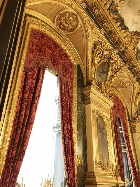 63 Appart Napoleon I I I salle à manger
