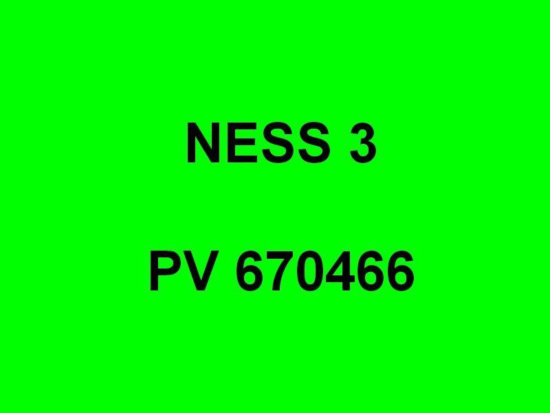NESS    , PV670466