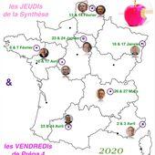 Jeudi 6 et Vendredi 7 Février 2020 Formations MS3 & Prépa4 à RENNES - Club MédiStory Bretagne